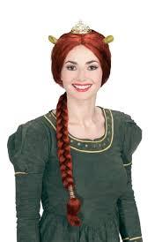 Fiona Halloween Costume Princess Fiona Wig Girls Costumes Kids Halloween Costumes