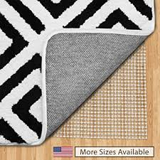 2 X 4 Kitchen Rug The Original Gorilla Grip Area Rug Pad Made In Usa