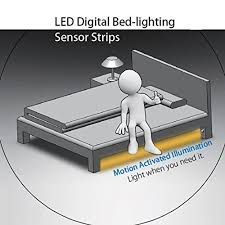 motion activated led light strip motion activated led lighting