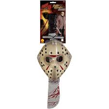 halloween city greenwood sc jason costume mask