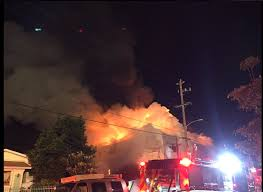 North Bay Fire Control District by Oakland Warehouse Fire U0027it Was A Tinderbox I Don U0027t Recollect