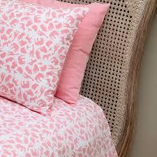 Cot Duvet Covers Safari Pink Single And Cot Duvet Cover Set By Em U0026lu