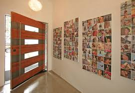 50 cool ideas to display family photos on your walls