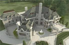 chateau house plans the in luxury house plans chateaux manors and