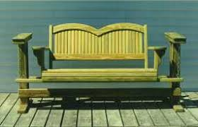 Free Wood Glider Bench Plans by Mailbox Post Plans For Wood Mail Box