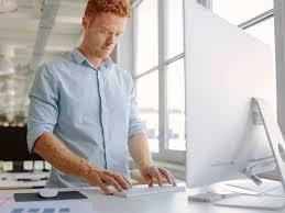 Weight Loss Standing Desk 7 Benefits Of A Standing Desk