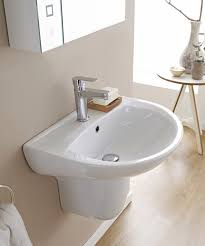 Cloakroom Basins With Pedestal How To Choose A Toilet And Basin For A Cloakroom Bigbathroomshop