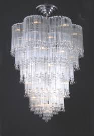 Ball Chandelier Lights Lamps Pendant Ceiling Lights Large Modern Crystal Chandeliers