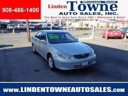 toyota camry for sale in nj 2003 toyota camry for sale in jersey carsforsale com