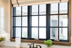 Black Trim Windows Decor Black Trim Windows Decor Remodelaholic Decorating With Black Trim
