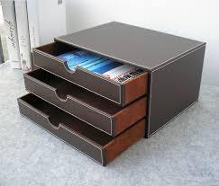 Desk Organizer Shelves Stylish Office Desktop Storage Aliexpress Buy Pen Holder Card Case