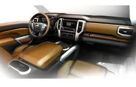 nissan cummins interior original concept design sketches exterior interior nissan titan