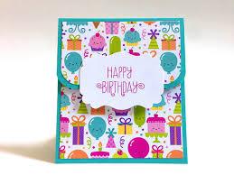 Birthday Card Holder Birthday Gift Card Holder Birthday Money Card Money Holder