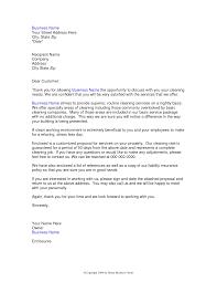 Sample Company Introduction Letter For Business by Sample Introduction Letter For A Cleaning Business Shishita