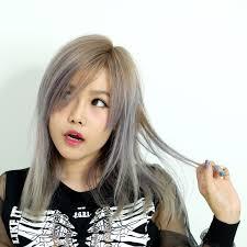 how i usually dye my hair asian ash blonde hair stella