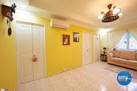 sunshine yellow nippon paint singapore