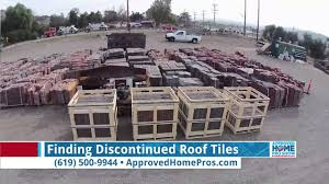 finding discontinued roof tiles extreme roofing on the approved
