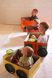 How To Make A Small Toy Box by 25 Best Cardboard Box Cars Ideas On Pinterest Cardboard Car