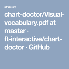 tutorial github pdf chart doctor visual vocabulary pdf at master ft interactive chart