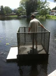Floating Duck Blind For Sale 4x8 Dock For Duck Blind Floating Duck Blind With Dogs Step On