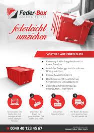 flyer design preise design a flyer for feder box by strxyzll advertising design