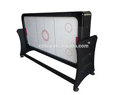 air hockey combo table kbl 0941 foldable air hockey table and pool table combo view multi