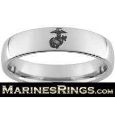 marine wedding rings 11 best tungsten marine rings images on