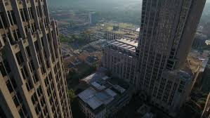 North Carolina how far can a bullet travel images Aerial city office buildings population shinkansen bullet train jpg