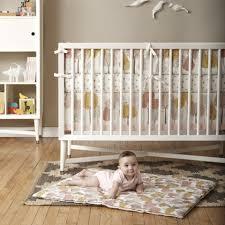 Dwell Crib Bedding Safari And Treetops From Dwellstudio