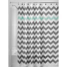 Mint Shower Curtain Remarkable Green Chevron Shower Curtain Photos Best Inspiration