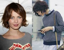 fresh ideas on bob hairstyles with bangs hairdrome com