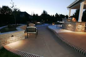 Lighting For Patios Denver Outdoor Lighting Landscape Connection