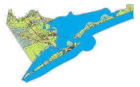 Map Of Galveston Pages Mosquito Control
