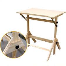 Glass Drafting Tables White Drafting Craft Table Desk Art Station Office Student Studio