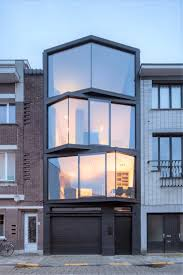 Home Design Courses Bc by Abeel House By Steven Vandenborre U0026 Mias Architects Architects