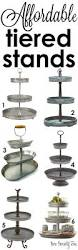 Declutter Kitchen Counters by 11 Clever Ways To Declutter Kitchen Counters Tiered Stand