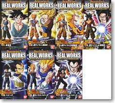 dragon ball works selection genealogy super fighters