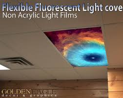 fluorescent light filters for classrooms flexible fluorescent light cover films skylight ceiling office