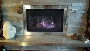 glass door fireplace insert fleshroxon decoration