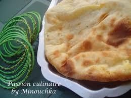 cuisine indienne naan cheese nan enfin la véritable recette et technique en photos
