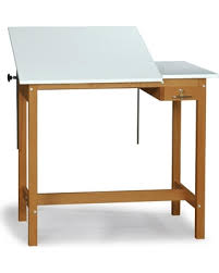 Corner Drafting Table On Sale Now 50 Smi Pacific Split Top Drafting Table With Storage