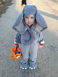 Scary Boy Costumes Halloween U0027s Smallest Elephant Autumn Leaves Small