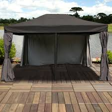 Grill Gazebos Home Depot by Gazebo Screened Gazebo Amazon Gazebo Home Depot Canopy