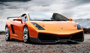 Lamborghini Gallardo With Butterfly Doors - lamborghini car tuning part 4