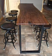 Dining Room High Tables by Best 25 Bar Height Dining Table Ideas On Pinterest Bar Stools
