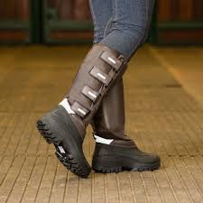 tall motorcycle riding boots winter waterproof rain snow walking thermal wellington tall riding