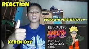 despacito asli ecouter et télécharger naruto s despacito i wear speedos parody