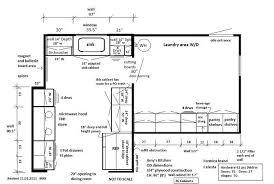 floor plan kitchen design kitchen design ideas