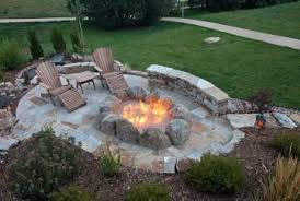 Pictures Of Patios With Fire Pits Fire Pit Design Ideas Outdoor Living With Archadeck Of