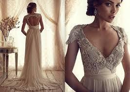 Wedding Dresses Vintage Turmec Ebay Lace Cap Sleeve Wedding Dress